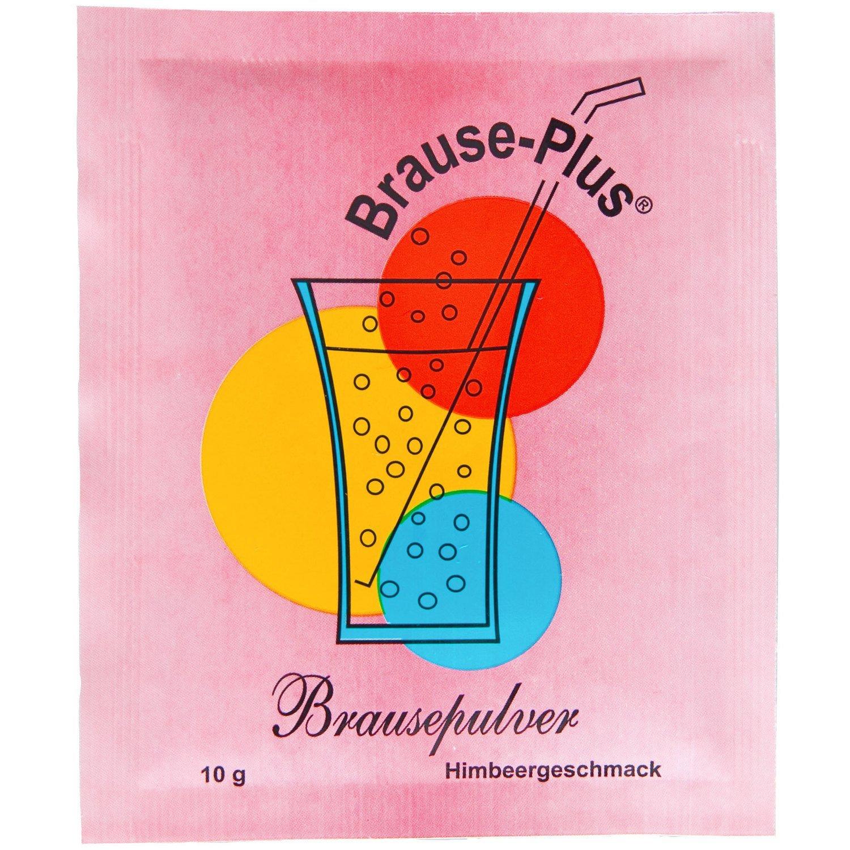 Brause-Plus Brausepulver Himbeere