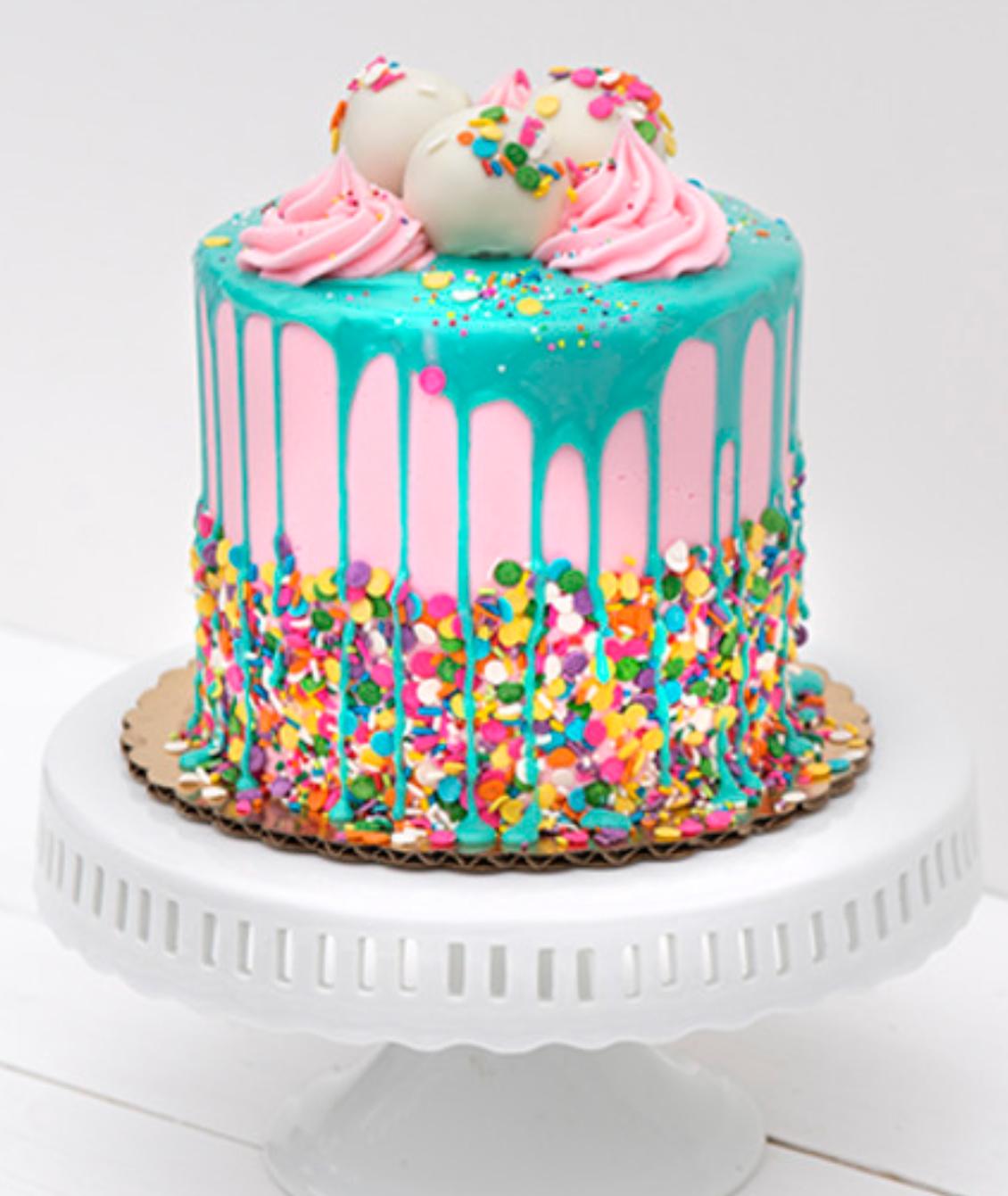 Birthday Party Drip