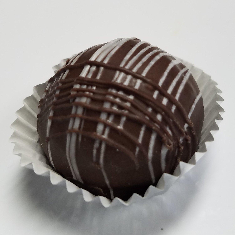 Double Chocolate Cake Truffle (1 Dozen)