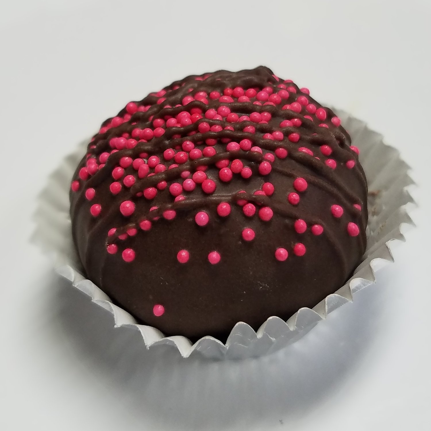 Strawberry Cake Truffle (1 Dozen)