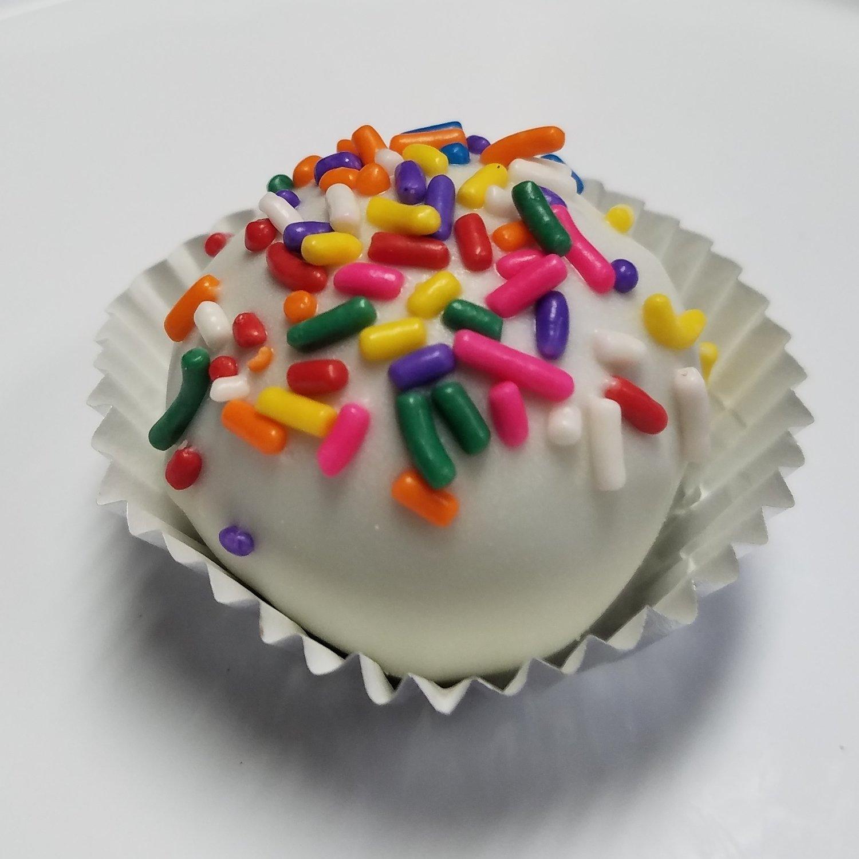Birthday Cake Truffle (1 Dozen)