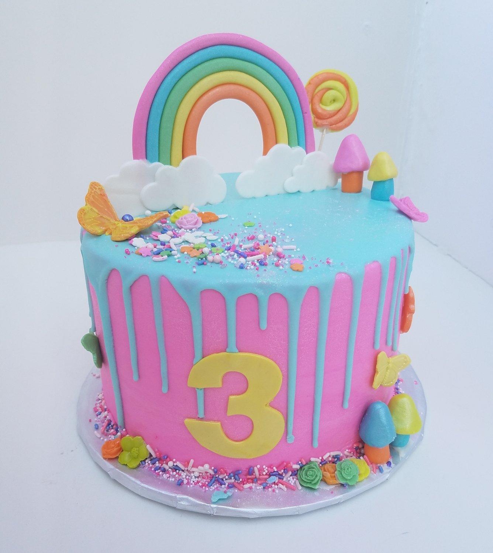 Rainbow Party Drip