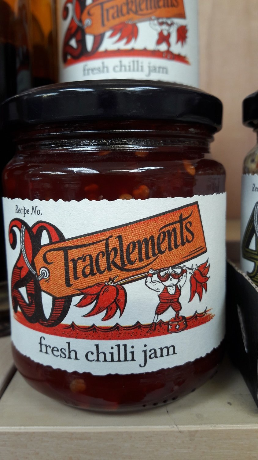 Tracklements Sweet Chilli Jam