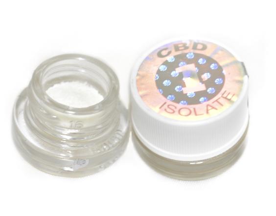 CBD Isolate 1Gram 1000mg CBD Alive Market 00008