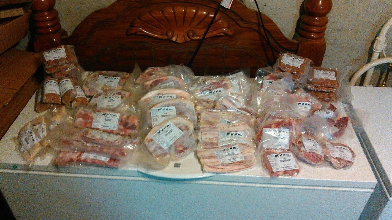 Pasture Raised Pork Share (Deposit)