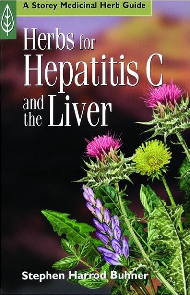 Herbs for Hepatitis C and the Liver (preowned) B-HHCL-Used-Buhner