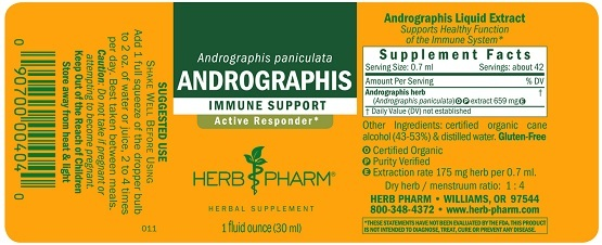 Andrographis Tincture