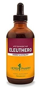 Eleuthero Root Tincture T-ELEU-R