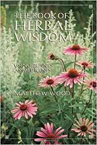 Book of Herbal Wisdom: Using Plants as Medicine B-BOHW-Wood