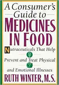 Consumer's Guide to Medicines in Food B-CGMF-Winters