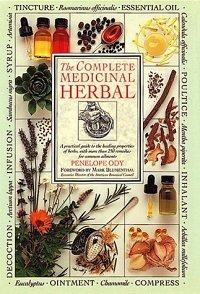 The Complete Medicinal Herbal B-CMH-Ody