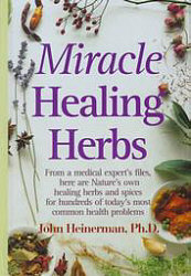 Miracle Healing Herbs B-MHH-Heinerman