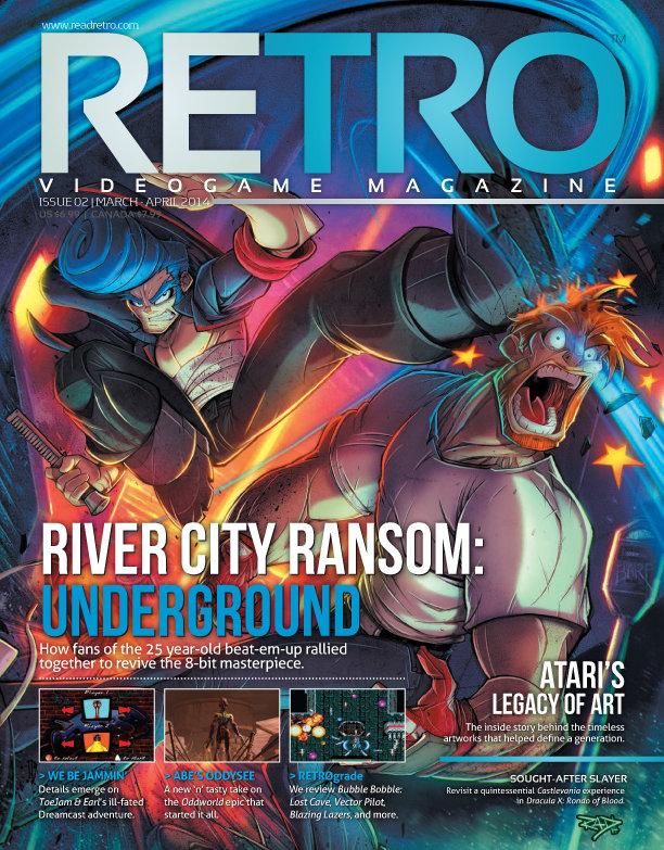 RETRO Magazine Issue #2 Digital 00001