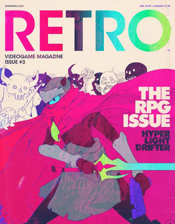 RETRO Magazine Issue #3 Digital 00002