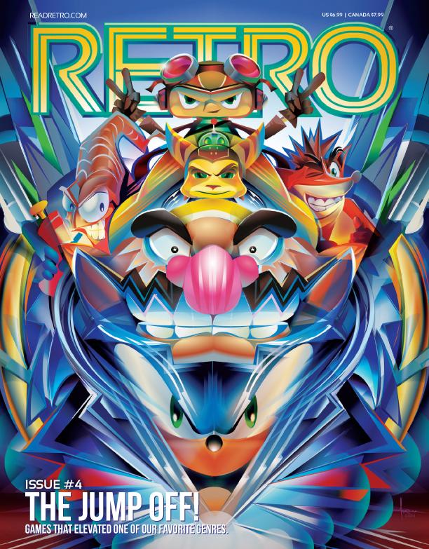 RETRO Magazine Issue #4 Digital 00003