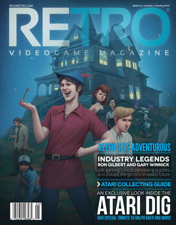 RETRO Magazine Issue #6 Digital 00005
