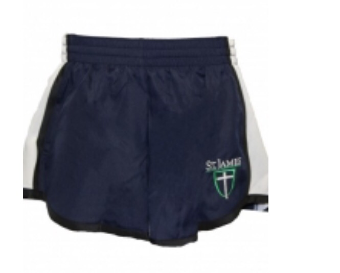 Girls Running Short - Adult Small