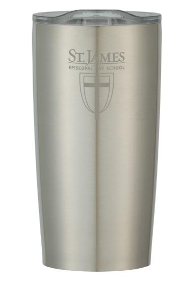 Stainless Steel Logo Tumbler - 20oz