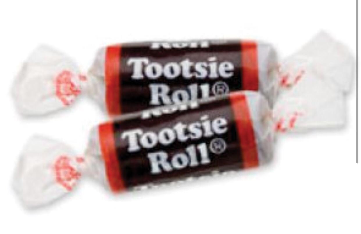 Booth - Tootsie Roll Touchdown Toss
