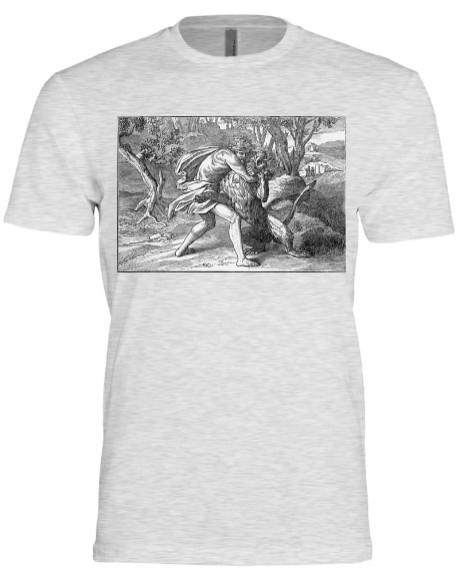 Samson's Heroic Deed 1873 (Triblend Crew)
