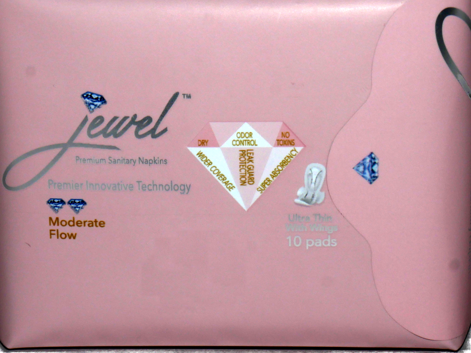 ​JEWEL PADS: DAY USE FOR MODERATE FLOW