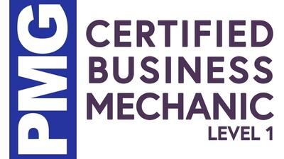 Certified Business Mechanic (Level 1)