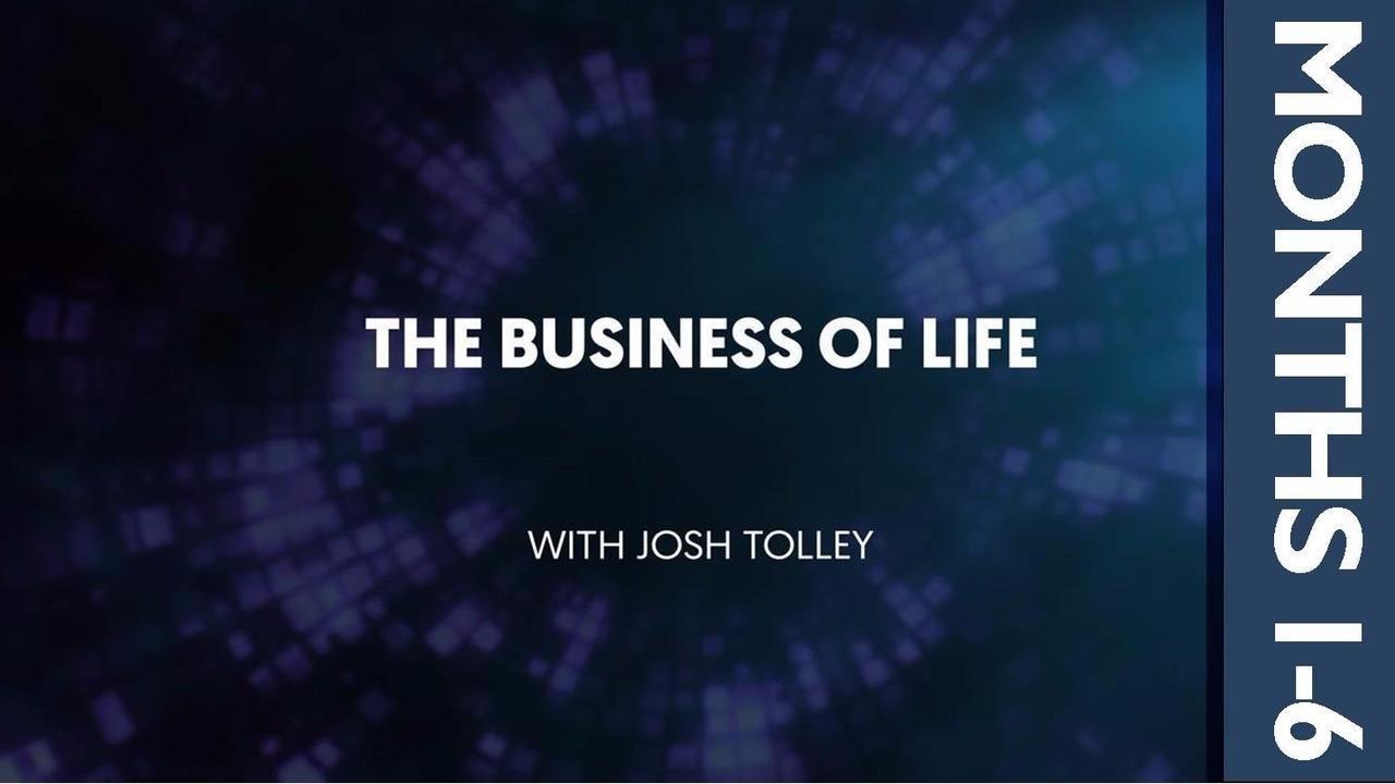 Purple Monkey University: Business of Life Months 7-12