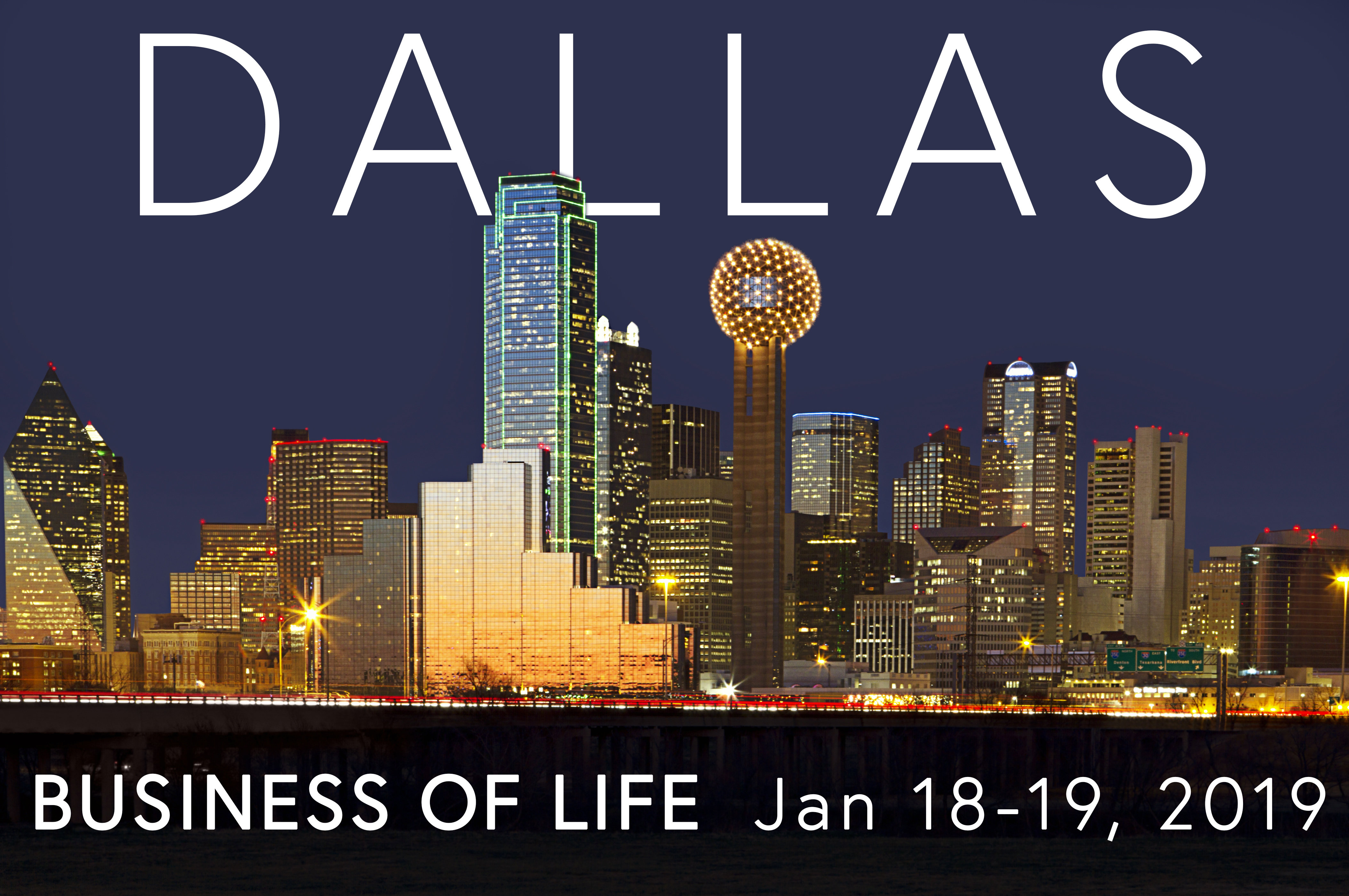 Business of Life - Dallas, TX - January 18-19 00039
