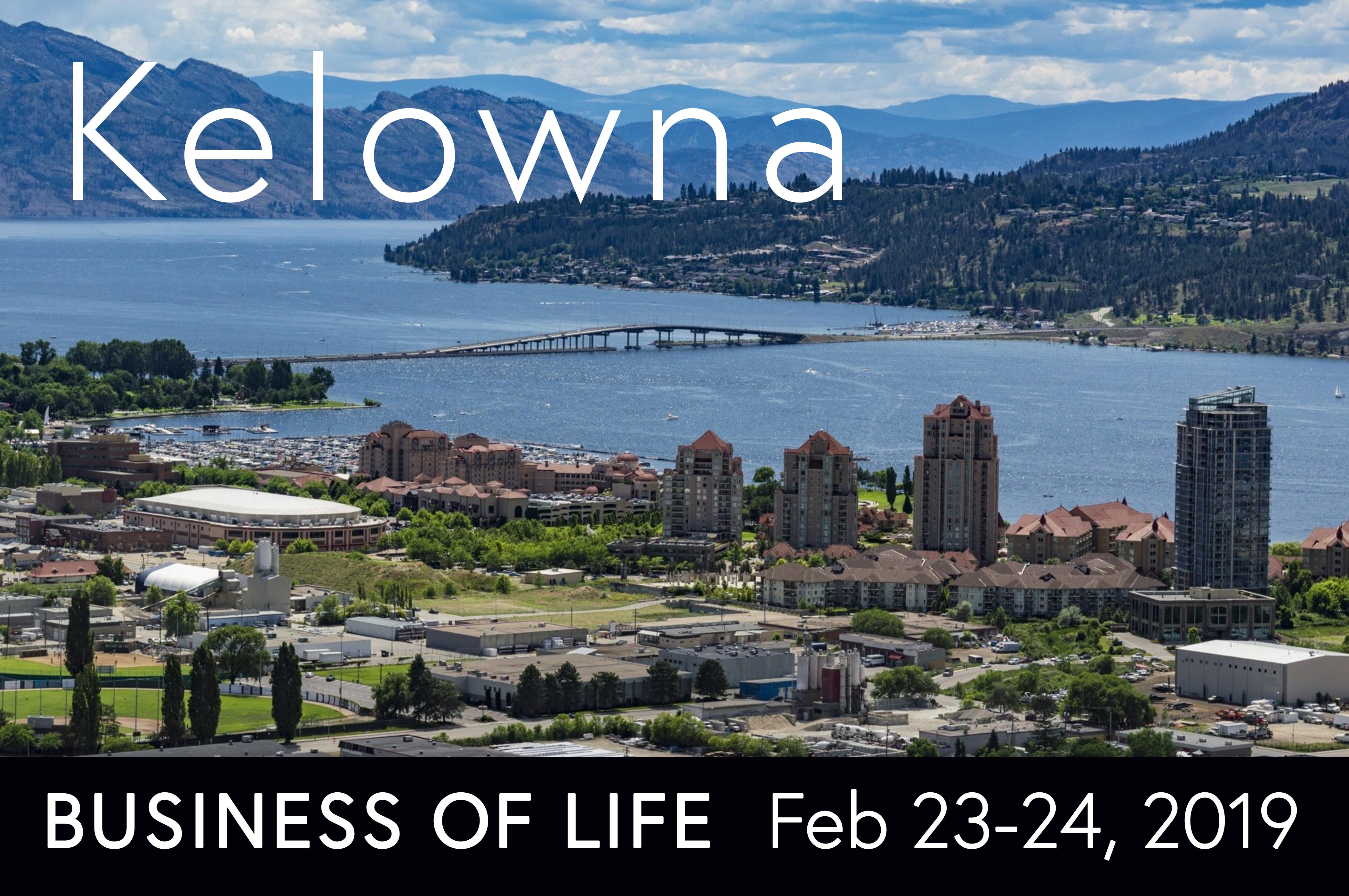 Business of Life - Kelowna, BC - Feb 23-24 00041