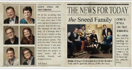 The News For Today FOR A DONATION OF