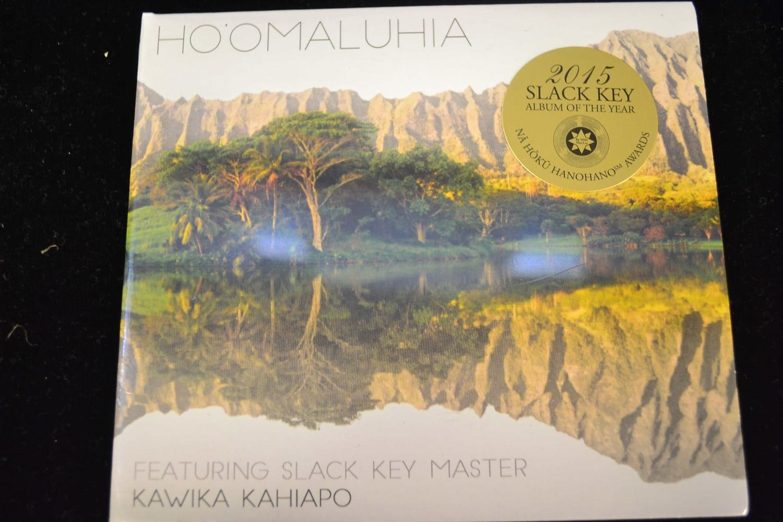 CD- Kawika Kahiapo