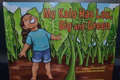 Book, My Kalo Has Lau