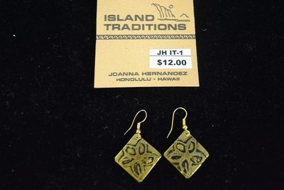 Island Tradition Earrings