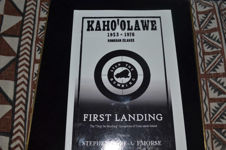 KAHOOLAWE BOOK