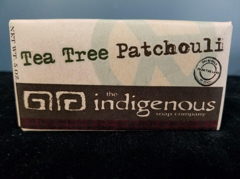 TEATREA PATCHOULI  Indigenous Soap