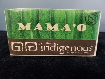 MAMAO Indigenous Soap