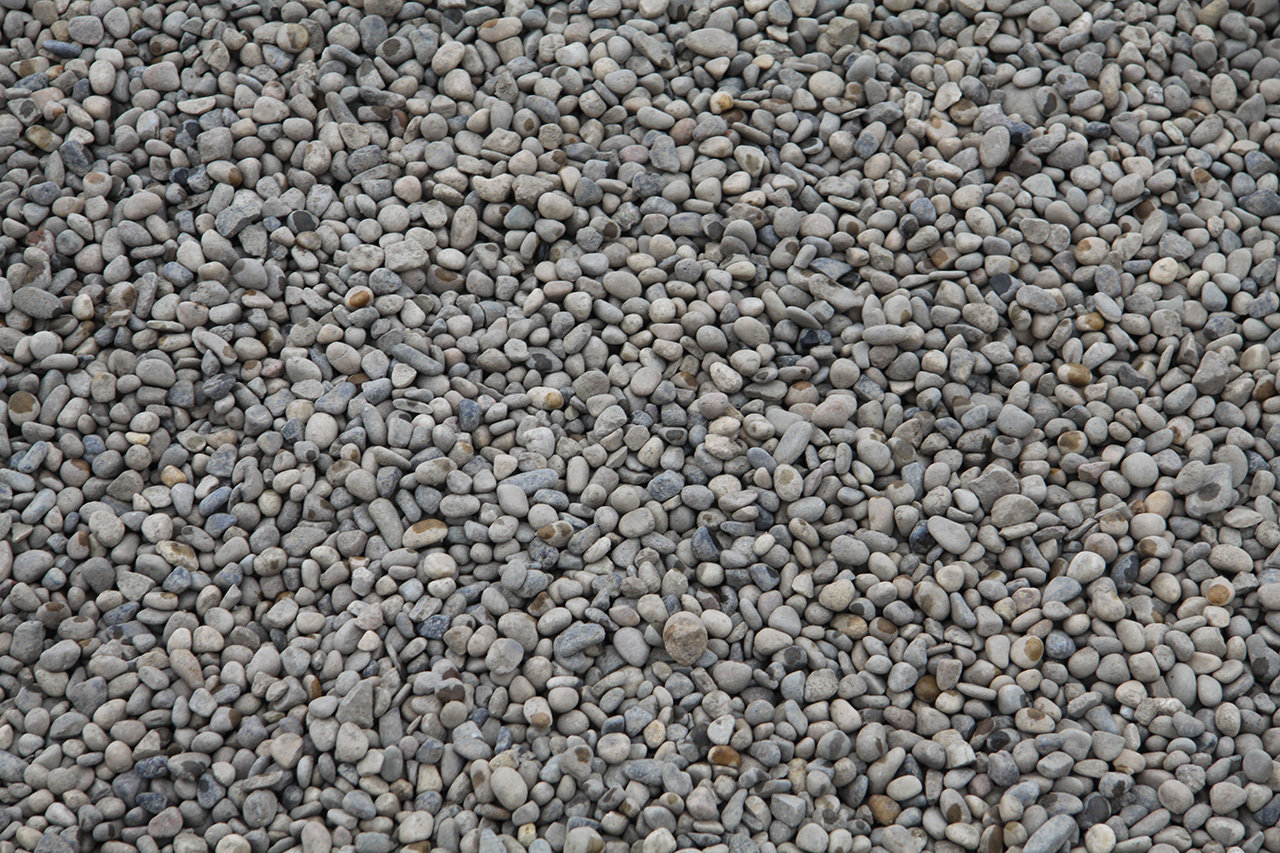 Pea Gravel 1/2 in