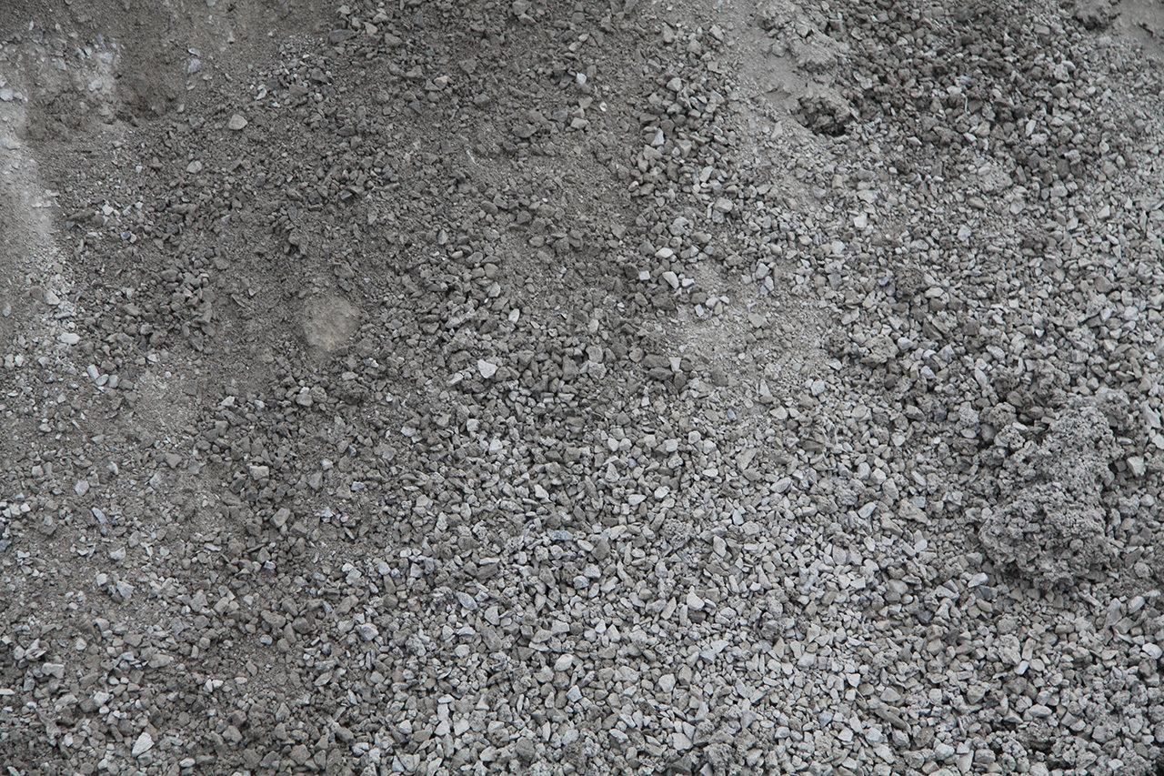 Grey Limestone 1/4 in