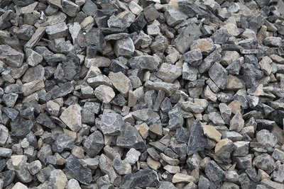 Grey Limestone 6 in minus