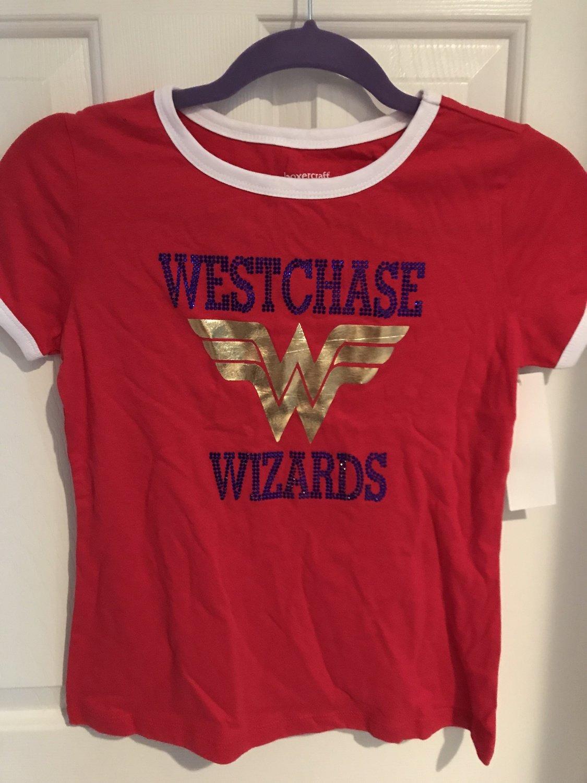 Westchase Wizards Ringer Tee