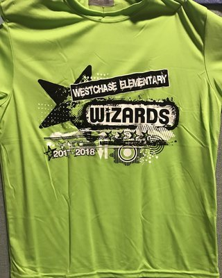 Dry-Fit Westchase Wizards