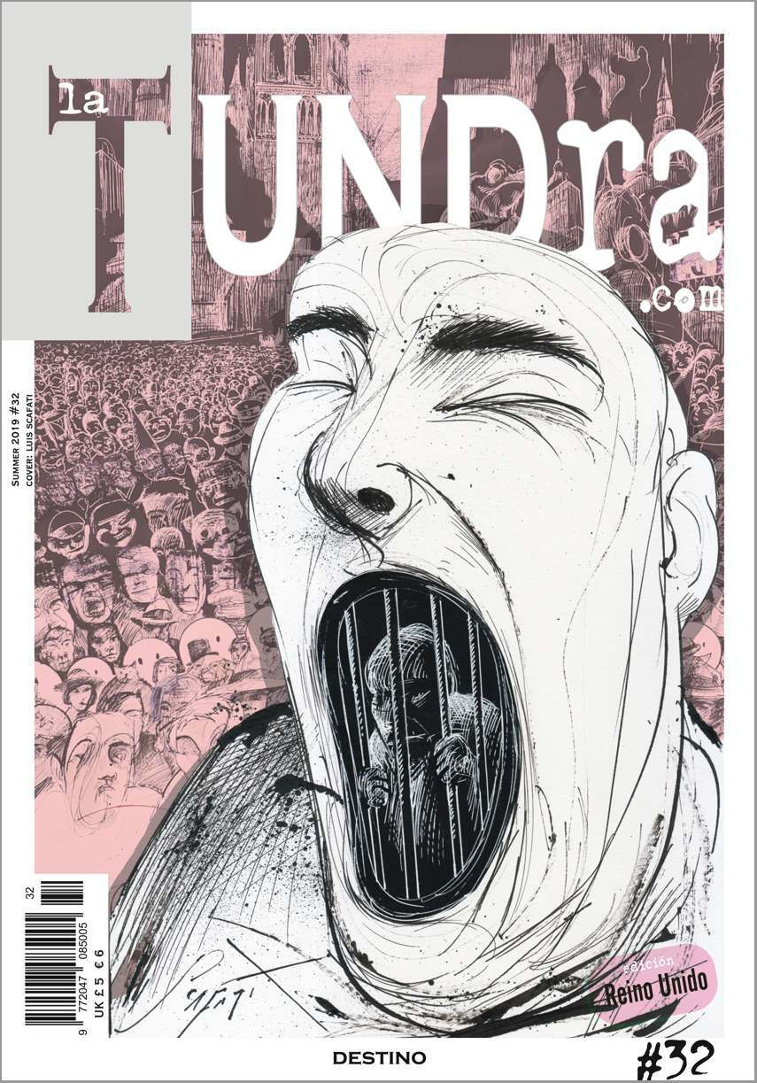 La Tundra - DESTINO - Printed Magazine 00032 (Printed)