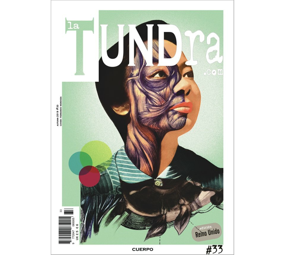 La Tundra - CUERPO - Printed Magazine Issue33 PRINTED