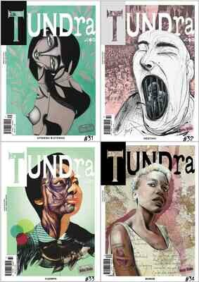 La Tundra Pack 4 PRINTED issues