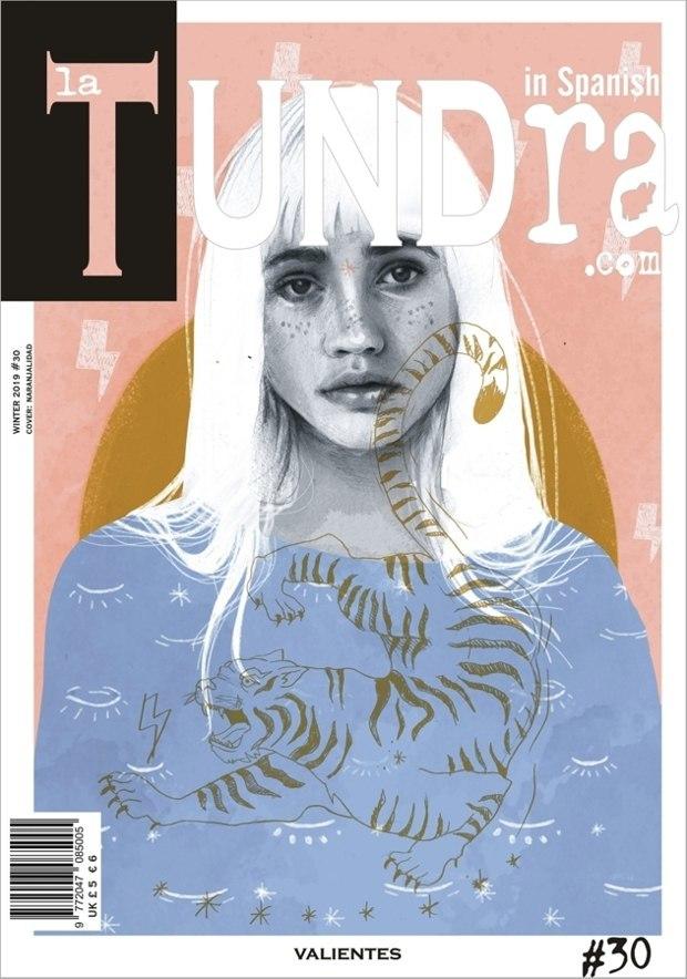 La Tundra - VALIENTES - Printed Magazine 00030