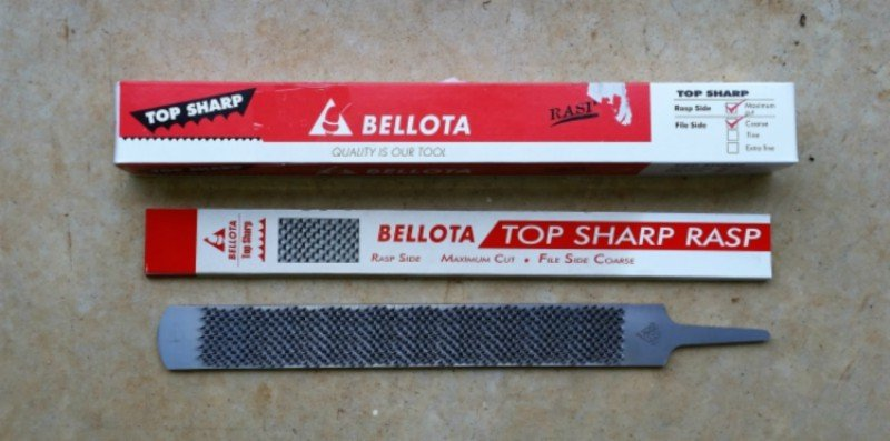 Bellota Rasp