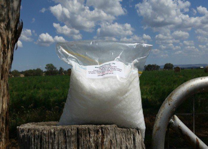 Tibetan Magnesium Chloride 2kg MAG CHLOR - TIB