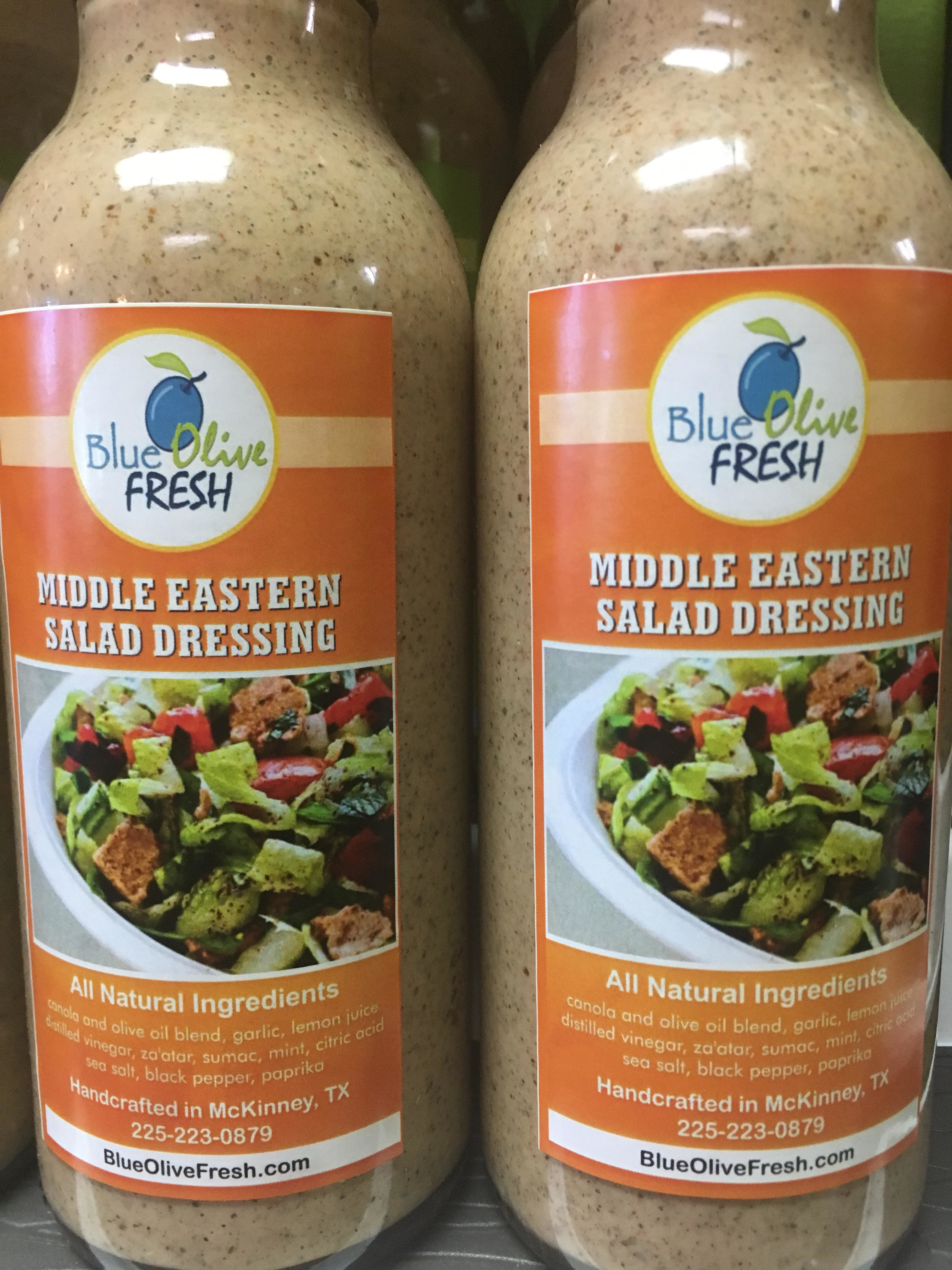 Middle Eastern (Fattoush) Dressing 00014
