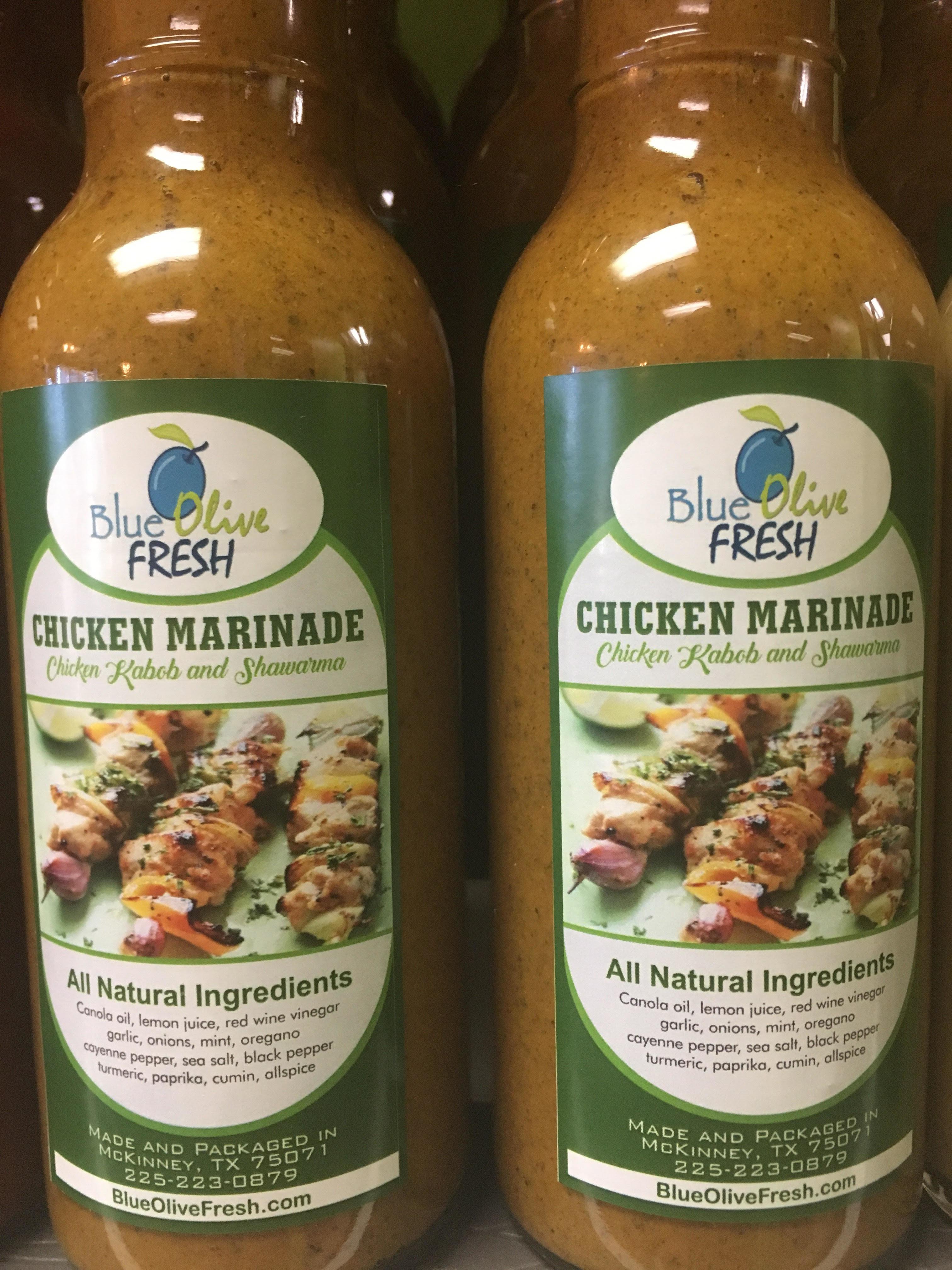 Chicken Marinade - Chicken Kabob & Shawarma 00016