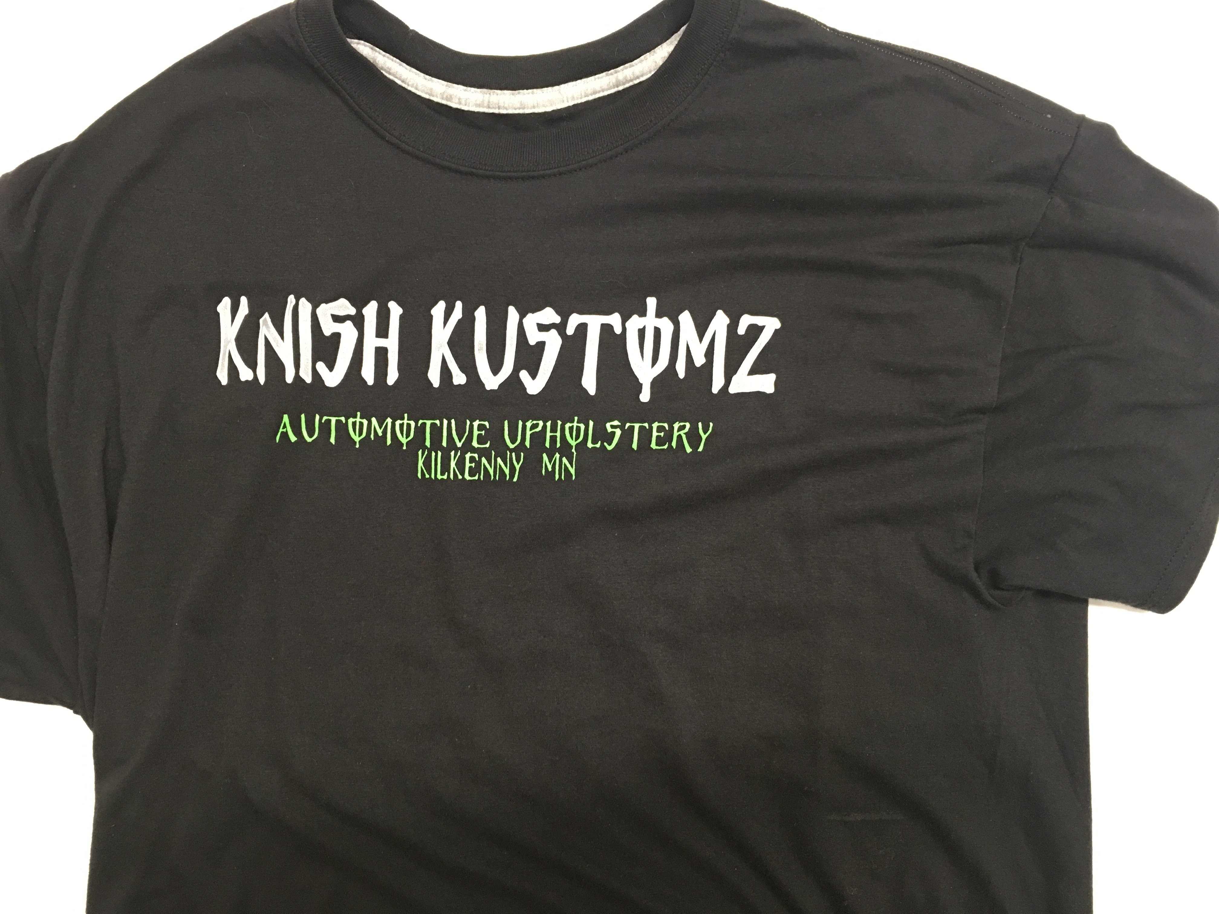 Knish Kustomz Racing Tee